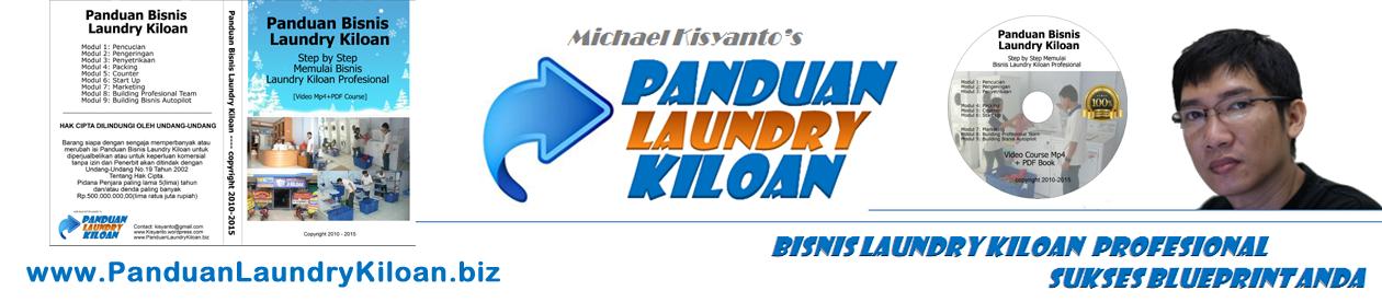 Panduan Laundry Kiloan